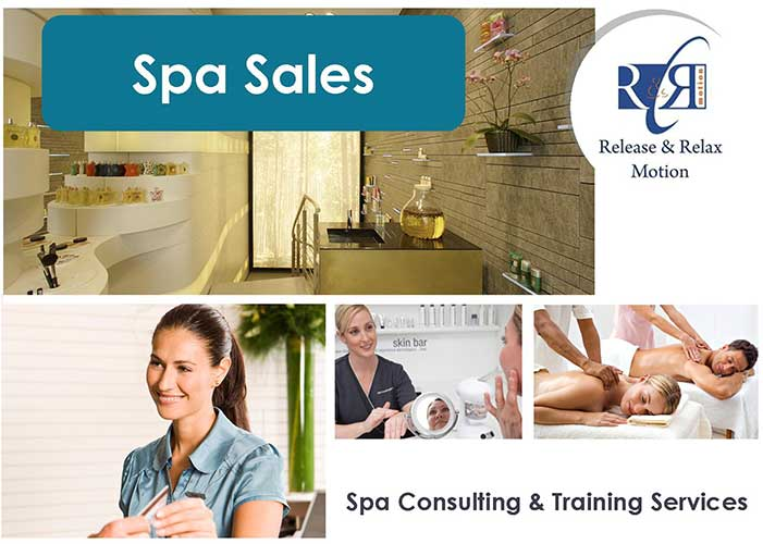 Spa sales training center από την RRmotion