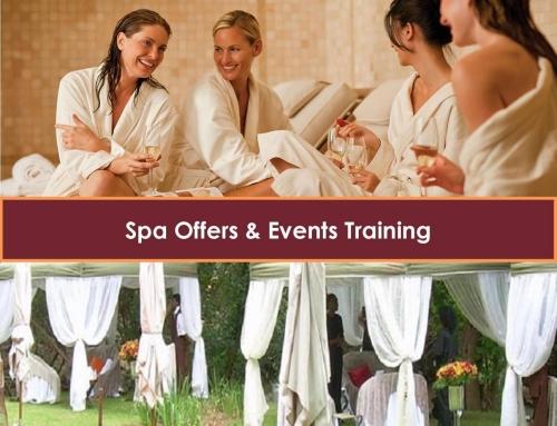 2η & 3η Εκπαίδευση του κύκλου Spa Management – Spa Offers & Events 13-14 Ιανουαρίου 2018